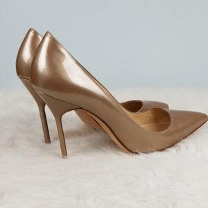 Manolo Blahnik Shoes - Manolo Blahnik *Pearly Patent* Pump